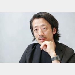 オニカムの槙野光昭社長(C)日刊ゲンダイ