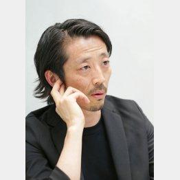 オニカム 槙野光昭社長(C)日刊ゲンダイ