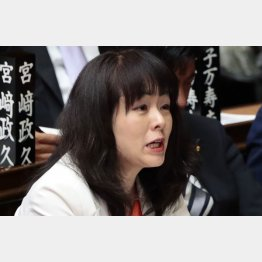 国民の分断を煽っている(杉田水脈衆院議員)/(C)日刊ゲンダイ