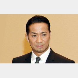 EXILEのHIRO(C)日刊ゲンダイ