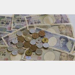 一部は千円札や小銭で用意しておく(C)日刊ゲンダイ