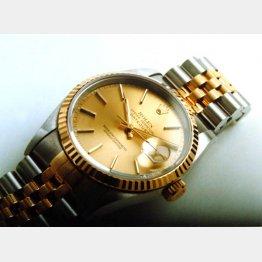 時計などは担保の価値を見誤らないが…(写真はイメージ)(C)日刊ゲンダイ