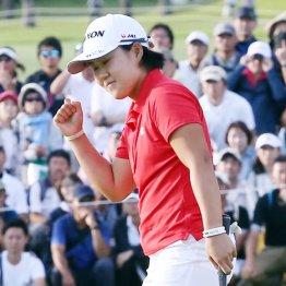 畑岡奈紗の悔しい気持ちは海外メジャー優勝まで消えない