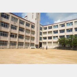 東須磨小学校HPから