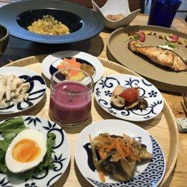 Hacco's Table(浅草)胃腸に優しい発酵食で免疫力アップ