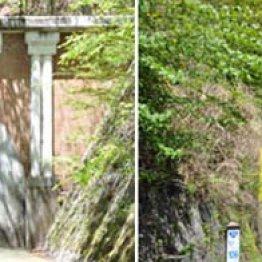 """鉄道や7本ものトンネルが通る""""傷だらけ""""の山梨・笹子峠"""