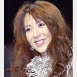 飯島愛のときもカラダを張ってタレントを守った(C)日刊ゲンダイ