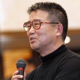 芸能リポーターで映画評論家でもあった福岡翼さん(C)日刊ゲンダイ