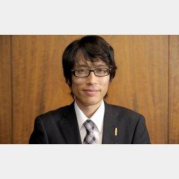 竹田恒泰氏(C)共同通信社