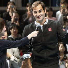 フェデラー来日は13年ぶり 日本テニス界が抱えるアマプロの壁