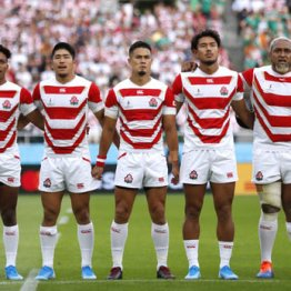 君が代とラグビー日本代表における良質なハイブリッド