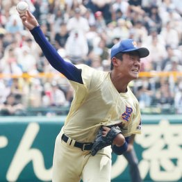 ヤクルト1位奥川恭伸 リスクゼロの投球で打者を子供扱い
