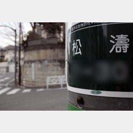 松濤、番町は雨にも地震にも強い(C)日刊ゲンダイ