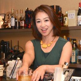 元アイドル歌手山本智美さん 金沢で社長兼ラウンジママに