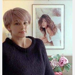 タレント、モデルの梅宮アンナさん(提供写真)