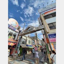 小岩の昭和通り商店街(C)日刊ゲンダイ