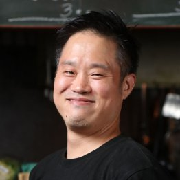 「Choi.S」の前川敦志さん(C)日刊ゲンダイ