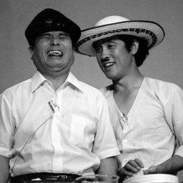 舞台でセリフに詰まると二郎は歌い、欽坊は走った浅草時代