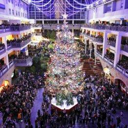 日米ともに株価は好調 試金石となる「クリスマス商戦」