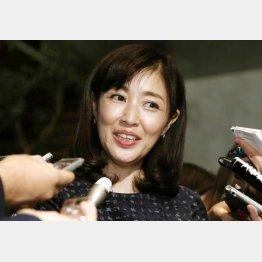 4日、再婚を発表した菊池桃子(C)共同通信社