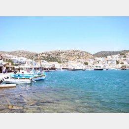 """ギリシャのイカリア島は""""死ぬことを忘れた人々が住む島""""(提供写真)"""