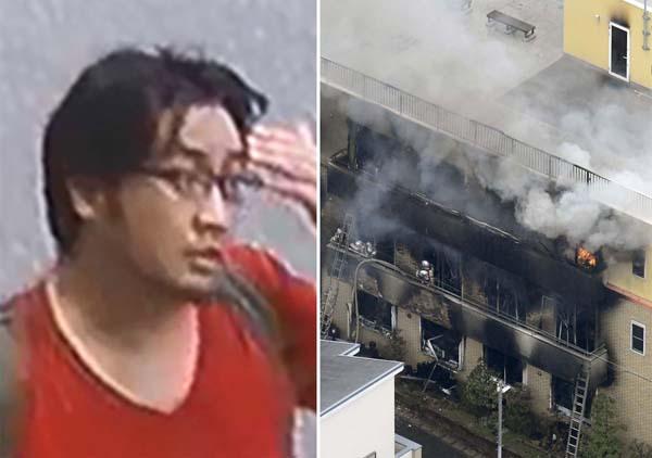 京アニ放火殺人事件の青葉容疑者 初聴取に「どうせ死刑」