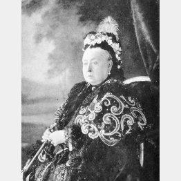 岩倉らがビクトリア英女王(写真)に謁見するまで4カ月近くかかった(C)World History Archive/ニューズコム/共同通信イメージズ