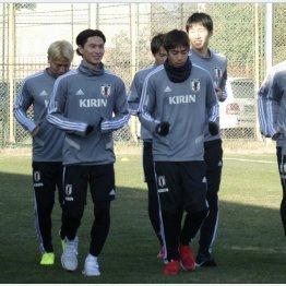 南野(左から2人目)には大きな期待が(写真)元川悦子