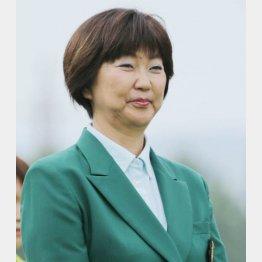 処分を発表した小林会長(C)日刊ゲンダイ