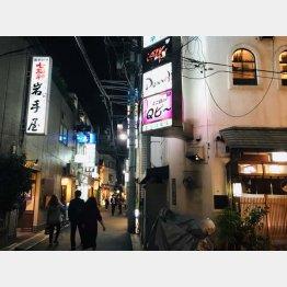 昭和レトロな景色が…(C)日刊ゲンダイ