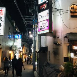 【湯島おばけ横丁編】芸者の置き屋が並んでいた裏路地散策