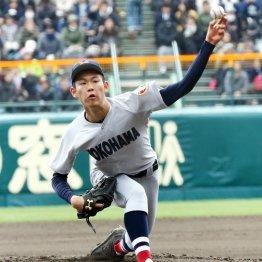 阪神3位・及川雅貴 元短距離選手の母親を持つエリート左腕