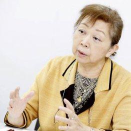 植野妙実子氏「表現の自由」の抑圧で民主国家は成立しない