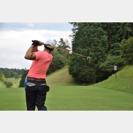 伝統を継承した「ドレスコード」は各ゴルフ場で規定されている
