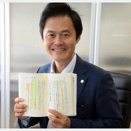 ゴーウェル社長の松田秀和さん(C)日刊ゲンダイ