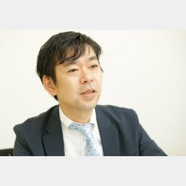 スペイシーの内田圭祐社長(C)日刊ゲンダイ