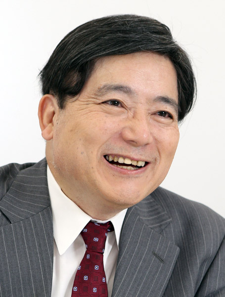 フリーアナウンサーの牧原俊幸さん(C)日刊ゲンダイ