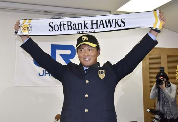 ソフトバンク1位指名の佐藤直樹(C)共同通信社