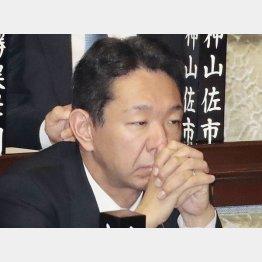 国民生活の破壊に直結する問題をつくった(上野宏史前厚労政務官)/(C)日刊ゲンダイ