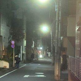 【新高円寺編】商店街から離れた路地にポツンと着物美人の店