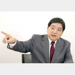 牧原俊幸さん(C)日刊ゲンダイ