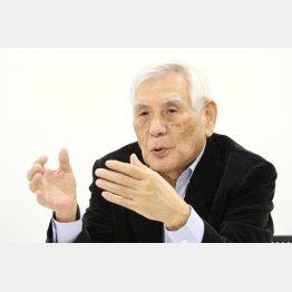 スポーツジャーナリストの谷口源太郎氏(C)日刊ゲンダイ