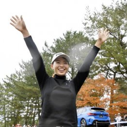 渋野vs鈴木愛の賞金女王バトルは録画放送…LPGAとTVの怠慢