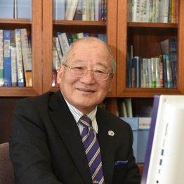 北野大さん 短大学長をはじめ数々の要職につく多忙な日々