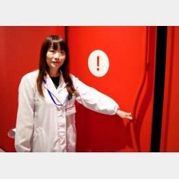 アース製薬 生物研究課の有吉立さん(C)日刊ゲンダイ