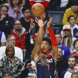 NBA強豪にゴール量産も 八村塁を待ち受ける新人潰しの洗礼