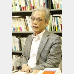 山口二郎氏(C)日刊ゲンダイ