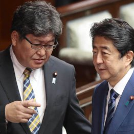 オエップ、気持ち悪いな。萩生田氏を支える安倍首相との仲