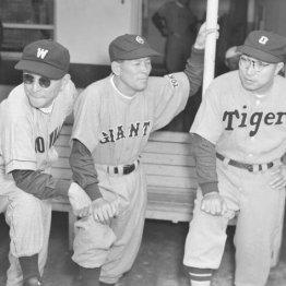 松木謙治郎「巨人が長男、タイガースは次男」と言い続けた