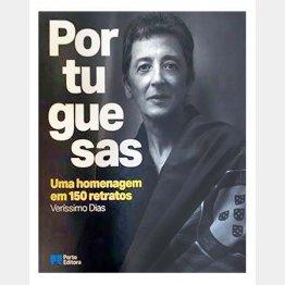 ロザ・モタは最近出版された写真集「ポルトガルの女たち」の表紙を飾った(提供写真)
